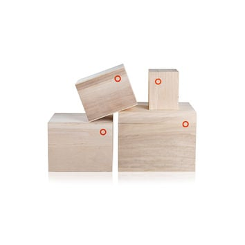 Balsabox Wood Storage Boxes - A+R Store