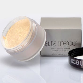 Laura Mercier Loose Setting Powder Waterproof Long-lasting Moisturizing Face Loose Powder Maquiagem
