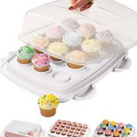 Ultimate 3-IN-1 Cake Caddy - Wilton