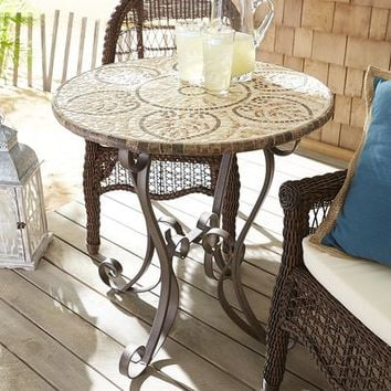 Medallion Mosaic Dining Collection