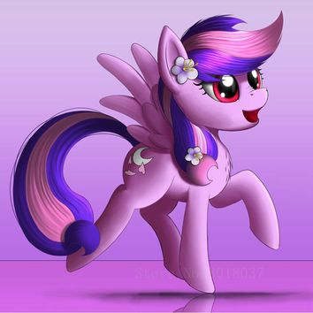 5D Diamond Painting Twilight Sparkle My Little Pony Kit