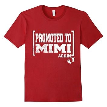 Promoted To Mimi Again Shirt