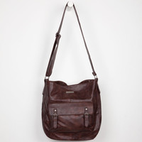 Roxy Easy Street Shoulder Bag Brown One Size For Women 23415940001