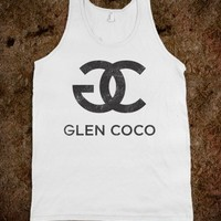 Glen Coco (Chanel Vintage Tank) - Ladies & Gentlewoman