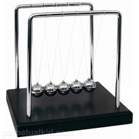 NEWTON'S CRADLE EXECUTIVE DESKTOP TOY