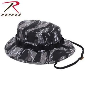 Camo Poly/Cotton Boonie Hat