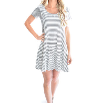 Denver Stripe Dress