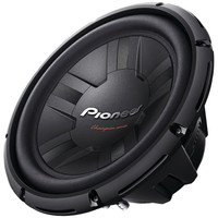"Pioneer Champion Series 12"" 1400-watt Subwoofer (dual Voice Coil)"