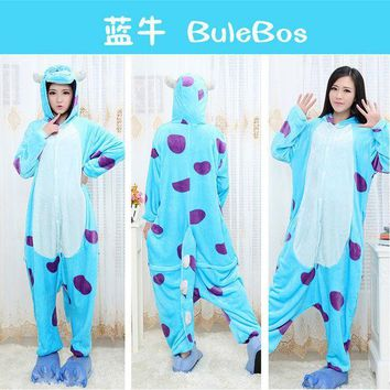 PEAPIX3 Cartoons Animal Couple Winter Home Sleepwear Halloween Costume [9220981316]