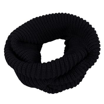 Best Men Women's Knitted Scarves Winter Warm Infinity 2 Circle Cable Knit Crochet Ring Cowl Neck Long Loop Scarf Shawl