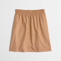 Factory pleated mini : Mini/A-Line | J.Crew Factory