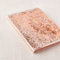 Skinnydip Liquid Glitter Journal | Urban Outfitters