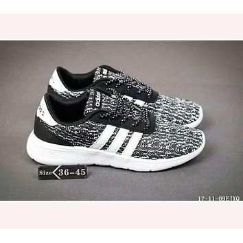 """Adidas"" NEO Perspective Breathable Nets Leisure Sports Shoes F-HAOXIE-ADXJ Black"