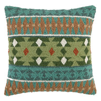 Cactus Flower Pattern Pillow