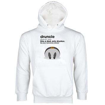 Druncle Hoodie Drunkle Hoodie Drunk Uncle Sweater Hoodies