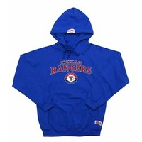 Academy - Stitches Adults' Texas Rangers Graphic Fleece Hoodie
