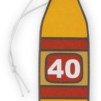 40s & Shorties Original 40 Air Freshener