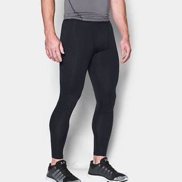 Under Armour Men's UA HeatGear CoolSwitch Printed Compression Leggings