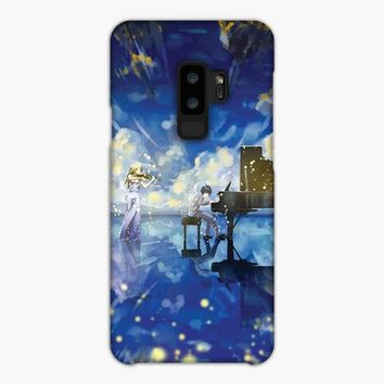 Kaori Your Lie In April Samsung Galaxy S9 Plus Case