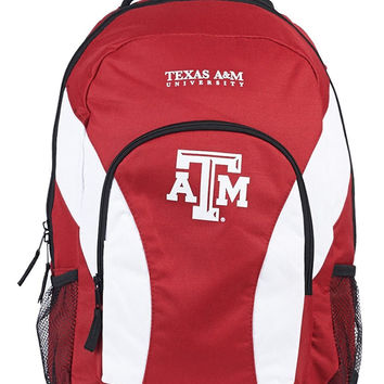 Texas A&M Aggies Draft Day Back Pack - Maroon