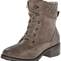 Roxy Women's Morgan Combat Boot