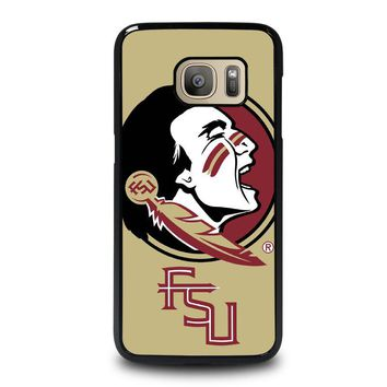 FLORIDA STATE FSU SEMINOLES Samsung Galaxy S7 Case Cover