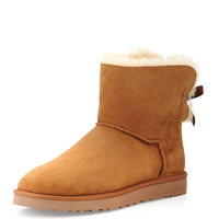 Mini Bailey Bow-Back Boot, Chestnut - UGG Australia
