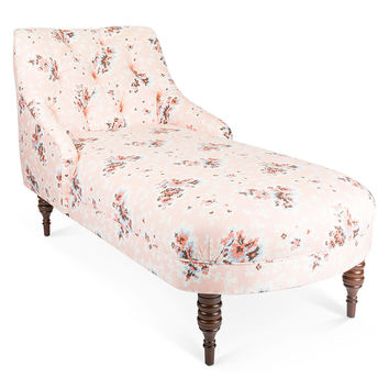 Celeste Tufted Chaise