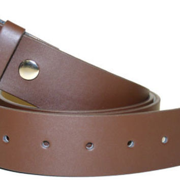 Vegan Belt Strap (brown)