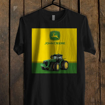 John Deere Tractors T Shirt Mens T Shirt and Womens T Shirt *