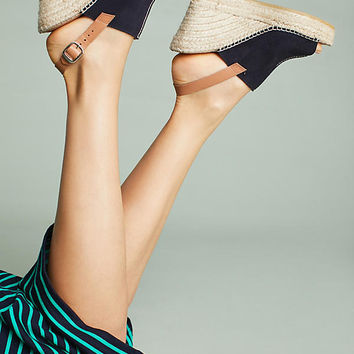 Anthropologie Espadrille Wedge Sandals
