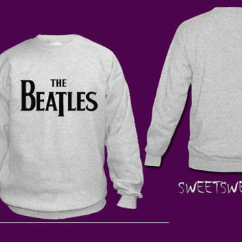 The Beatles sweater sweatshirt Unisex Women and Men