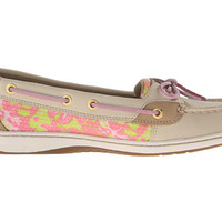 Sperry Top-Sider Angelfish Tan/Purple XL Sealife (Sequins) - Zappos.com Free Shipping BOTH Ways