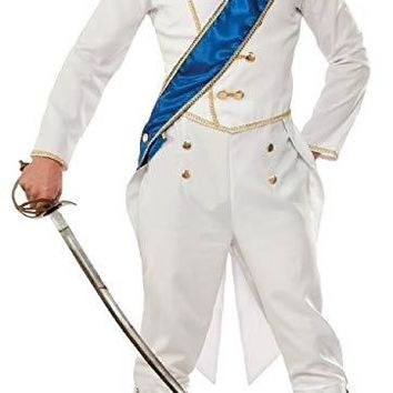 Prince Charming Royalty Mens Costume