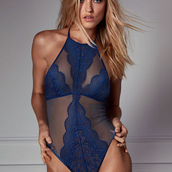 Crochet High-neck Bodysuit - Very Sexy - Victoria's Secret