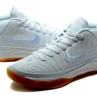 Nike Kobe AD Mid White Basketball Shoe