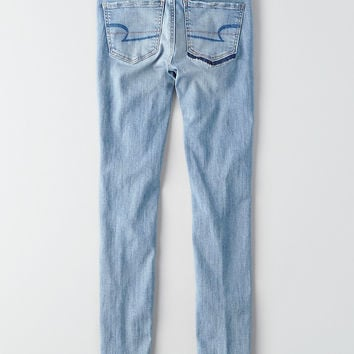 AEO Denim X Jegging, Worn Out Blue