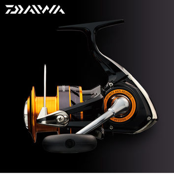 2017 NEW MODEL DAIWA MISSION CS Spinning fishing reel 2000S 2500S 3000S 4000S 3+1Ball bearing DIGI GEAR II TWIST BUSTER