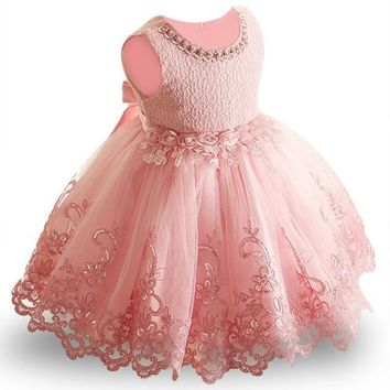 Girls Dresses For Special Occasions Lace Kids Dress
