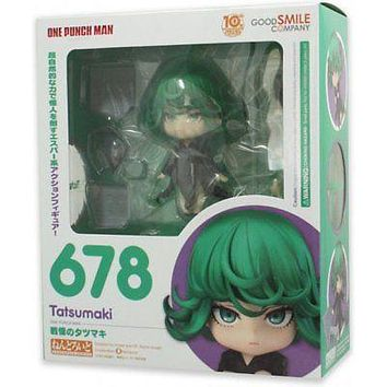 Good Smile Company One Punch Man Tatsumaki Nendoroid Action Figure US Seller USA