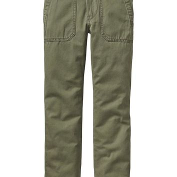 Gap Boys Factory Slim Straight Fit Pants