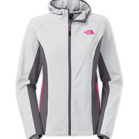 The North Face Women's Jackets & Vests Softshells WOMEN'S NIMBLE HOODIE