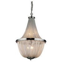 Warehouse Of Tiffany 18 X 18 X 6 Inch White Ceiling Lights : Target
