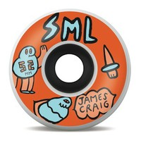 sml. wheels — Small Wheels X Lucas Beaufort- James Craig 52mm