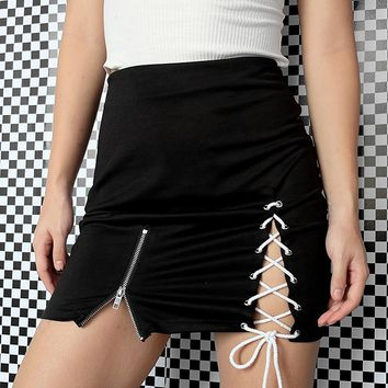 Zippers Skirt Hot Sale Scales [212029407258]