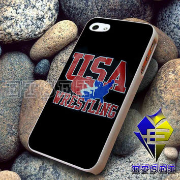 USA Wrestling - iPhone case (iPhone 4/4s/5/5s/5c/6/6+)- Samsung case (Samsung S3/S4/S5/Note3/Note4)- iPod Touch 5- iPad case (iPad Mini/Air/2/3/4) BD