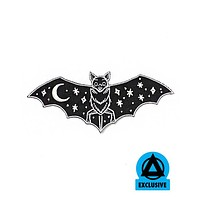 Cat Coven - Creature Of The Night Bat Patch