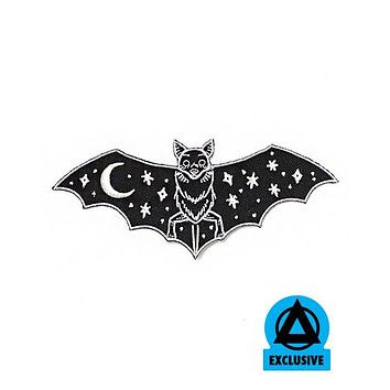 Creature Of The Night Bat Patch