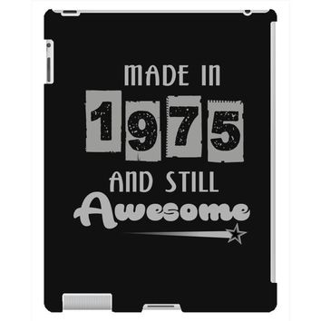 made in 1975 and still awesome iPad 3 and 4 Case