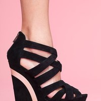 Sali Platform in  Shoes at Nasty Gal